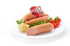 Caroli Hot Dogs, Sausage, Meat, Ethnic Recipes, Food, Eten, Sausages, Meals, Diet