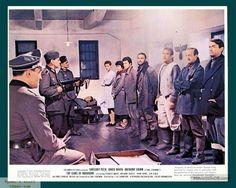 The Guns of Navarone, publicity still. Best adventure movie ever!