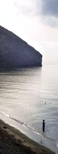 dawn  hotel vittorio maronti beach ischia photo by jill carin adams