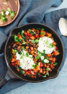 HARISSA SWEET POTATO HASHFollow for recipesGet your FoodFfs  Mein Blog: Alles rund um Genuss & Geschmack  Kochen Backen Braten Vorspeisen Mains & Desserts!