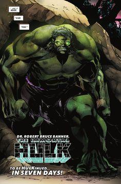 Hulk's Back