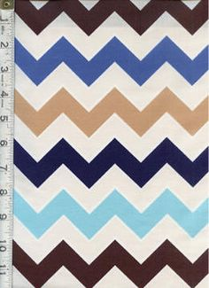 Shaded Chevron by Riley Blake Designs ~ More fun chevrons, this time with even more color! Follow this pin to the Fabric Shack to see the entire collection!
