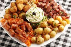 Comida de boteco - Delicia - Adorei !!!!!!!