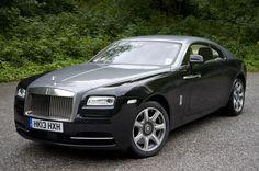 Rolls-Royce Wraith Convertible 2015