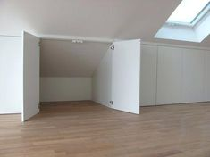 Image result for cupboards in loft conversions