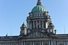 City Hall Belfast - #StreetPhotography