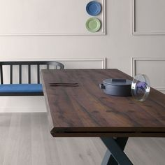Extending wooden table GUSTAVE PLUS - Miniforms