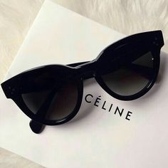 Céline Sunglasses | Baby Audrey Model