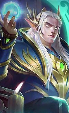 Mobile Legends Estes – Build e dicas Mobiles, Mobile Legends, Bang Bang, Princess Zelda, Hero, Fantasy, Games, Wallpaper, Disney