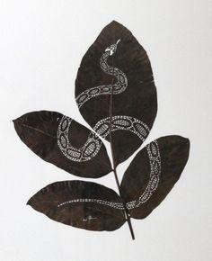Un mondo nelle foglie: le miniature di Lorenzo Duran