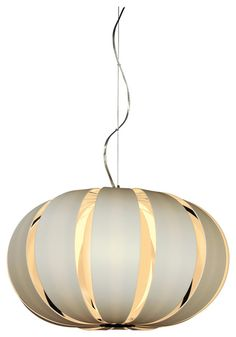 Pique Oval Pendant modern pendant lighting