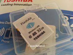 scheda di memoria SD Wi-Fi 32gb