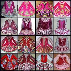 Irish Dance Solo Dresses