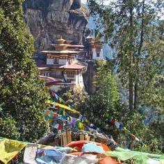 Tigernest Taktshang-Lhakang, Bhutan