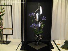 "Photo of ""Serendipity"".flower show in Austin, TX Ikebana Arrangements, Floral Arrangements, Flower Arrangement, Space Mountain, Flower Show, Fake Flowers, Flower Crafts, Flower Designs, Creative Design"