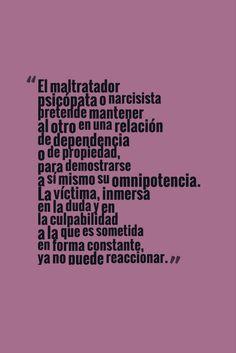 #abuso #maltrato #ViolenciaDomestica https://sobreviviendoapsicopatasynarcisistas.wordpress.com/