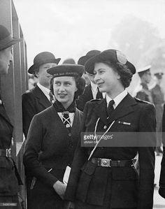 Princess Elizabeth, April 21, 1946