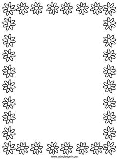 Page Borders Design, Border Design, Borders For Paper, Borders And Frames, Binder Covers, Wedding Frames, Writing Paper, Coloring Book Pages, Card Making