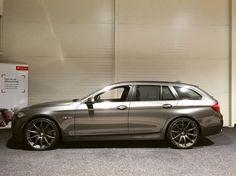 "BMW F11 with 21"" GS Concours wheels @auto1premium"