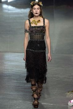 View every must-see look from Rodarte's new Fall 2016 collection