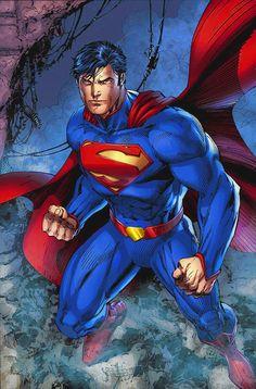 Superman by Ian-Jackson on DeviantArt