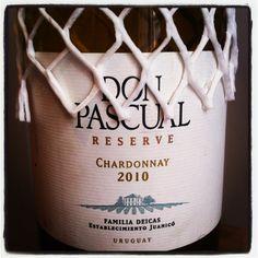 Don Pascual Uruguay Wine chardonnay 2010
