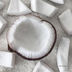 Coconut oil fact of the day  When you practice oil pulling, you're using the non-polar properties of the coconut oil to attract and dissolve oil-soluble elements, such as bacteria and plaque, so they can then be eliminated from the mouth and body by spitting out the pulled oil. The oil essentially acts as a magnet for toxins and biofilm agents commonly found in the mouth! masigi.com