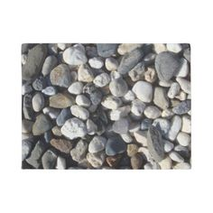 #Rocks Doormat - #doormats #home & #living