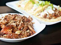 No-Waste Tacos de Carnitas with Salsa Verde | Serious Eats : Recipes