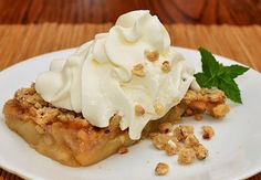 Weight Watchers Apple Crisp recipe  3 points!
