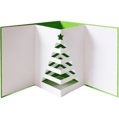 Pop out christmas tree card SVG DXF PDF files on Craftsuprint designed by Alaa K. Pop out christmas tree card SVG DXF PDF files on Craftsuprint designed by Alaa Kay – Included car Christmas Tree Template, Christmas Tree Cards, Origami Christmas Tree, Xmas Tree, Handmade Christmas, Christmas Crafts, Snowman Crafts, Christmas Ideas, Christmas Design