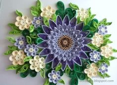 """Part 2 of 2---quilling-paw: """"60""""!!!"""