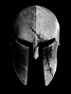 Spartan helmet More