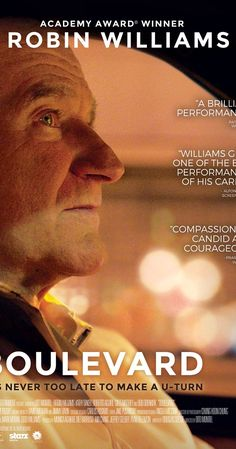 Directed by Dito Montiel.  With Robin Williams, Bob Odenkirk, Kathy Baker, Giles Matthey. A devoted husband in a marriage of convenience is forced to confront his secret life.