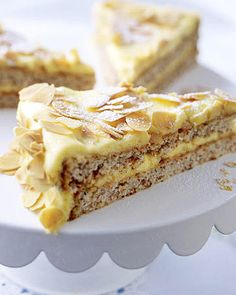 ikea almond cake made 1 12 12 next time i 39 ll halve the recipe and use significantly less. Black Bedroom Furniture Sets. Home Design Ideas