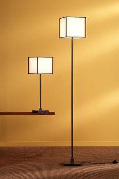Diy Floor Lamp, Modern Floor Lamps, Metal Furniture, Furniture Design, Corner Lamp, Pipe Lighting, Stained Glass Lamps, Room Lamp, Lamp Design