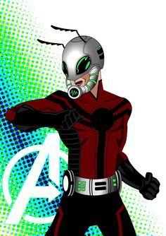 Ant-Man by ~benarce on deviantART  -   #antman #kurttasche #marvelmovies