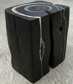 Bloc - Burned Wood