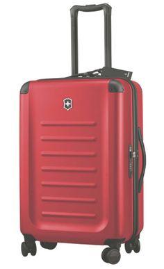 Spectra 2.0 26 Reisekoffer auf 4-Rollen, 68cm in Rot | Koffer.ch