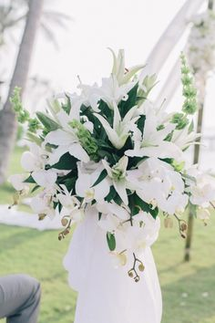 Ceremony flowers - Take Us To Thailand