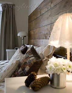 Fall Bedroom Songbird 3