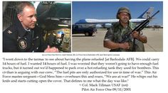 Air Force One pilot Col. Mark Tillman's recollection of 9/11