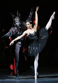 Diana Vishneva. Russian ballerina.