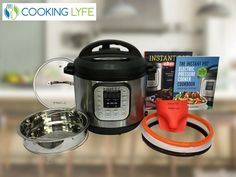 #cooking giveaway: Enter To #win The Ultimate Instant Pot Starter Kit [$200.00 Value] Ends 10/10/17 No Purchase Necessary Electric Pressure Cooker, Instant Pot Pressure Cooker, Pressure Cooker Recipes, Starter Kit, Food Hacks, Crockpot Recipes, Giveaway, Free Stuff, Awesome Stuff