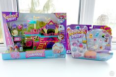Squinkies Clubhouse & Squinkies 'do Drops