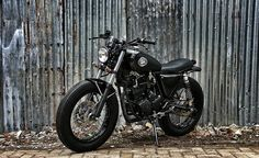 The Smokey - Yamaha Scorpio 225 by Studio Motor