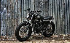 The Smokey - Yamaha Scorpio 225 by Studio Motor