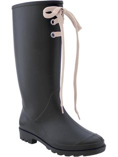 cute boots for ATVing or going out to play in the mud and/or rain !  I could have used these last Sunday..need these.