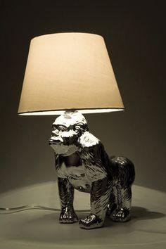 Gorilla lamp