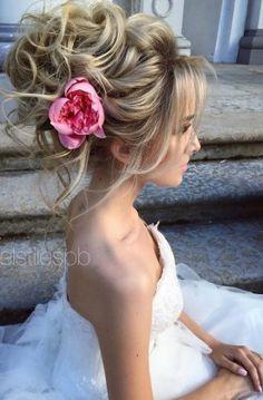 Elstile wedding hairstyles for long hair 52 | Deer Pearl Flowers